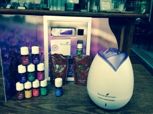Young Living Essential Oils Just Work!
